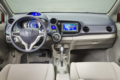 2010 Honda Insight Interior