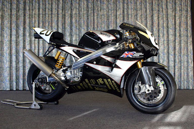 2010 Norton NRV588 Race Sport Bike