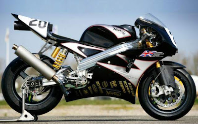 2010 Norton NRV588 Race Image