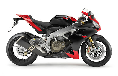2011 Aprilia RSV4 Factory Wallpaper