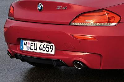 2011 BMW Z4 Taillight