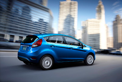 2011 Ford Fiesta First Look