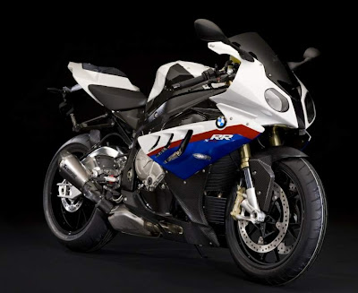 2010 BMW S 1000RR Carbon Edition Sport Bike
