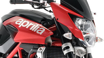 2010 Aprilia Shiver 750 Headlight