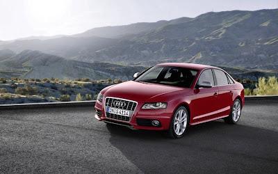 2010 Audi S4 Car Wallpaper