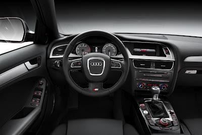 2010 Audi S4 Interior