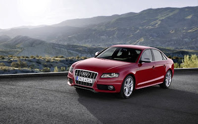 2010 Audi S4 Wallpaper