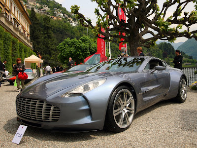 2010 Aston Martin One-77 First Look