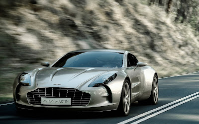 2010 Aston Martin One-77 Exotic Car