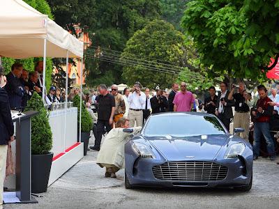 2010 Aston Martin One-77 Picture