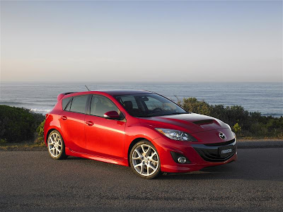 2010 Mazdaspeed3 First Look