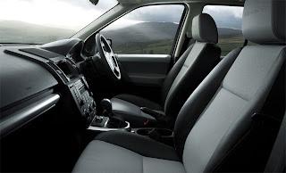 2010 Land Rover Freelander 2 Sport Interior