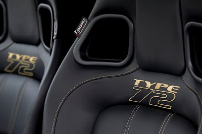 2010 Lotus Exige S Type 72 Seats