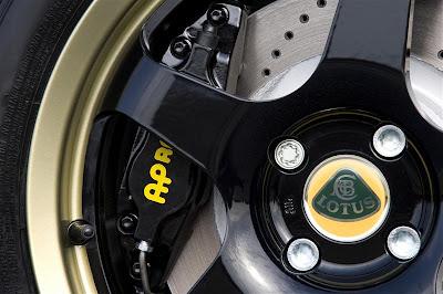 2010 Lotus Exige S Type 72 Brakes