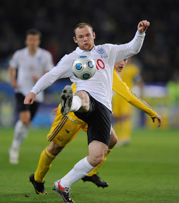Wayne Rooney World Cup 2010 Best Photo