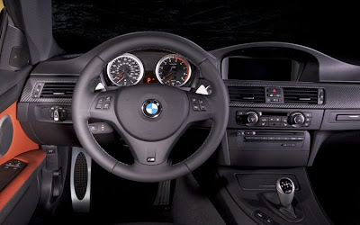 2011 BMW M3 Frozen Gray Coupe Car Interior