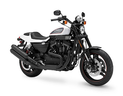 2011 Harley-Davidson XR1200X Front Side View