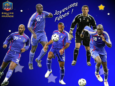 France National Team World Cup 2010 Football Picture