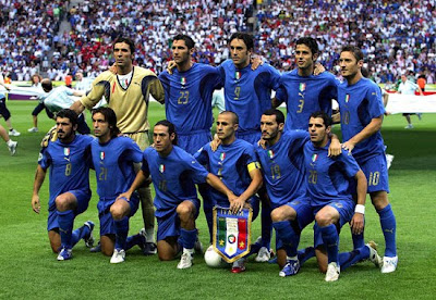 Italy Football Team World Cup 2010 Image