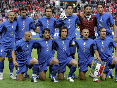 Italy Football Team World Cup 2010 Wallpaper