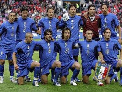 Italy Football Team World Cup 2010 Wallpaper