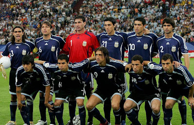 Argentina Football Team World Cup 2010 Wallpaper