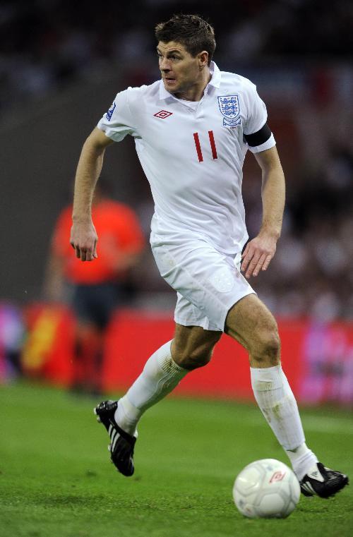 England Football Player