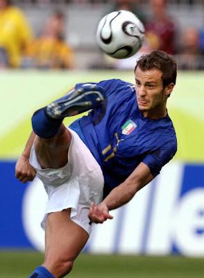 Alberto Gilardino World Cup 2010 Poster