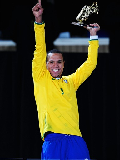 2010 World Cup Top Players : Luis fabiano world cup photos sport pictures