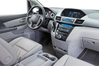 2011 Honda Odyssey Best Interior
