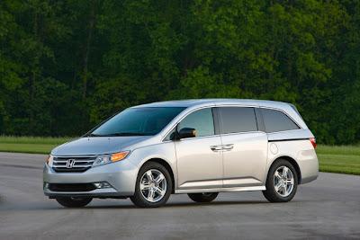 2011 Honda Odyssey Luxury Cars