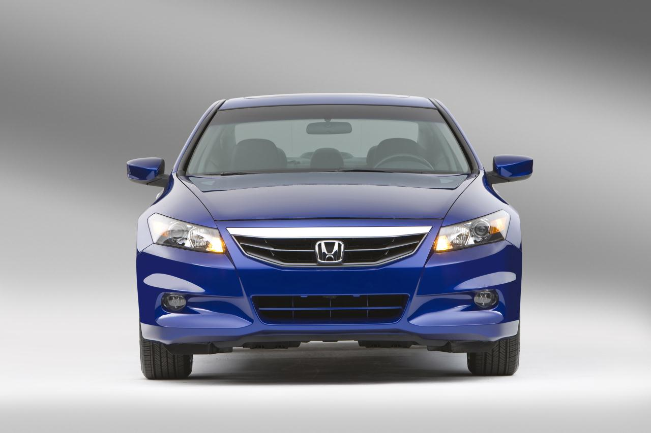 Hybrid Cars Gallery 2011 Honda Accord Coupe Pictures 2012 Front View