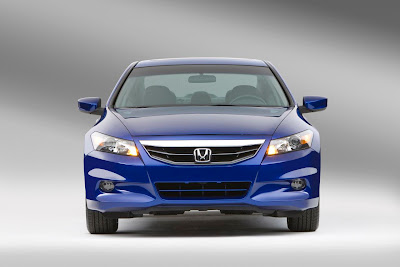 2011 Honda Accord Coupe Front View