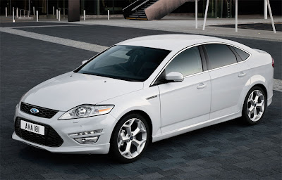 2011 Ford Mondeo Official Pictures