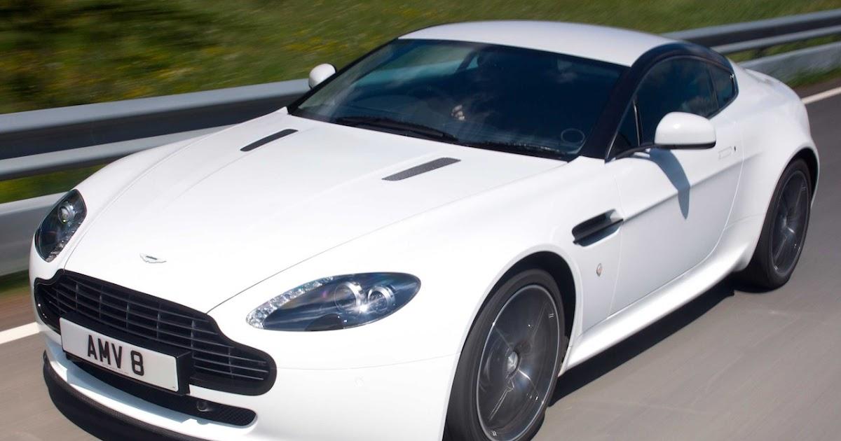 Hybrid Cars Gallery 2011 Aston Martin V8 Vantage N420 Unveiled