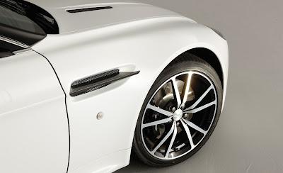 2011 Aston Martin V8 Vantage N420 Wheels