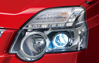 2011 Nissan X-Trail Front Light