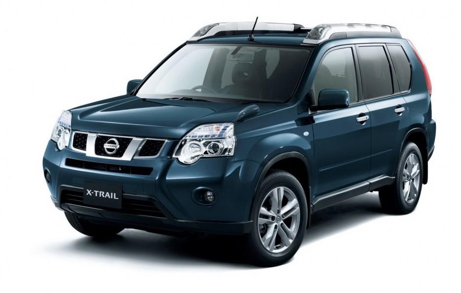 2011 Nissan X-Trail Car Wallpaper
