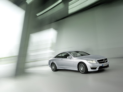 2011 Mercedes-Benz CL63 AMG Photos