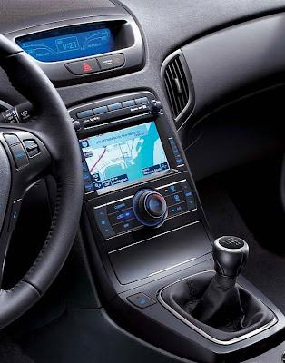 2011 Hyundai Genesis Coupe 3.8 R Instrumen