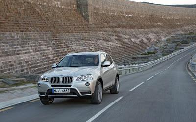 2011 BMW X3 First Drive