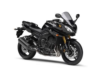 2011 Yamaha Fazer8 Black Series