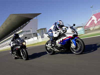 2011 BMW S1000RR First Ride
