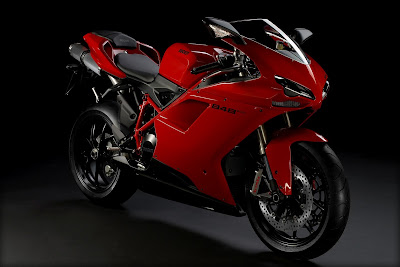 Super Bike Motor Ducati 848 Evo First Look