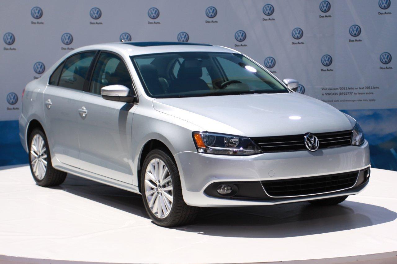 Volkswagen Jetta (Тест-Драйв) Технические характеристики