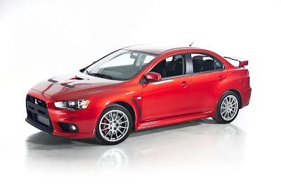 2010 Mitsubishi Lancer Evolution GSR Pictures