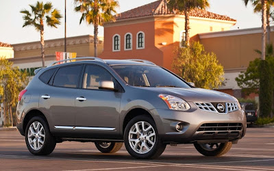 2011 Nissan Rogue Official Photos