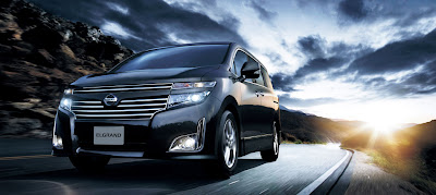 2011 Nissan Elgrand First Look