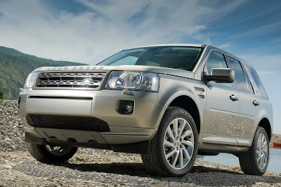 2011 Land Rover Freelander 2 Sports Touring Cars