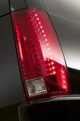 2011 Cadillac Escalade Rear Light